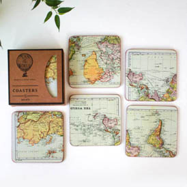 man of the world coasters