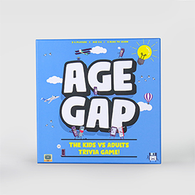 Age Gap - The Kids vs Adults Game!