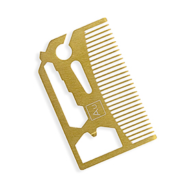 Beard Comb Multitool