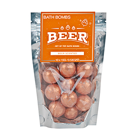 Beer Bath Bombs