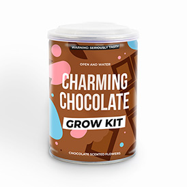 Chocolate Grow Tin