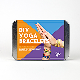 Yoga Bracelets DIY Kit