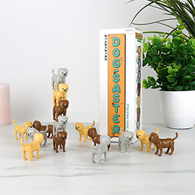 Dogsaster Stacking Game