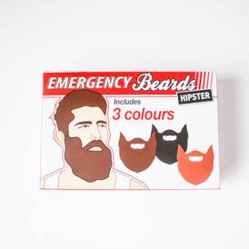 emergency beards