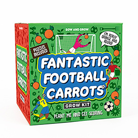 Fantastic Football Carrots