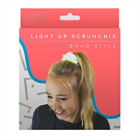 Light Up Scrunchie
