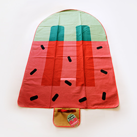 ICE LOLLY PICNIC RUG