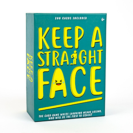 Keep A Straight Face