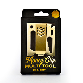 Money Clip Multitool