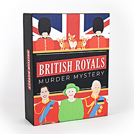 Royal Murder Mystery