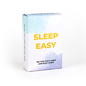 Sleep Easy Cards