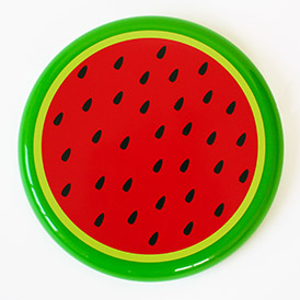 WATERMELON FLYING DISK