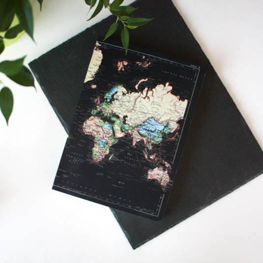 man of the world notebook