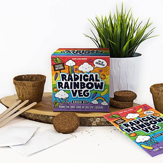 Radical Rainbow Veg Sow & Grow