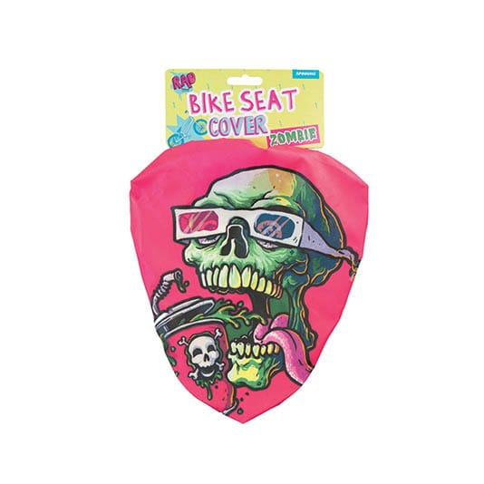 Zombie Bike Seat Cover