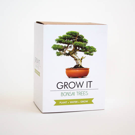 Bonsai Trees Gift Box
