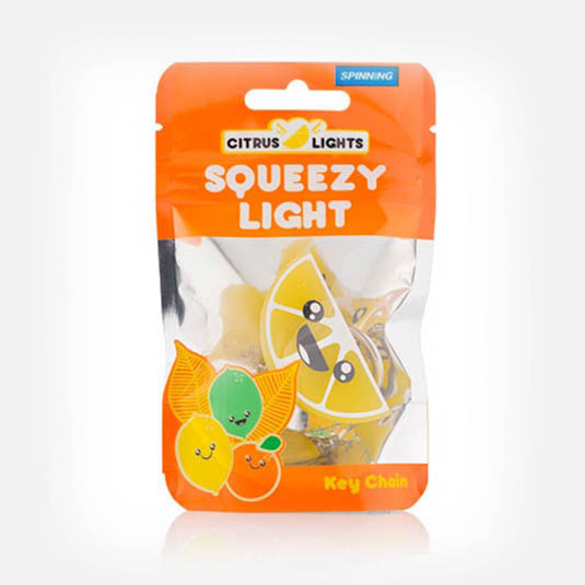 Citrus Lights - Lemon