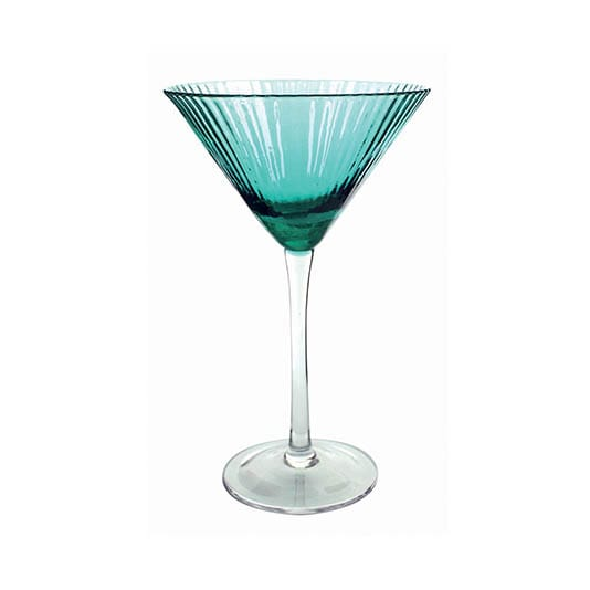 Umbrella Martini Glass