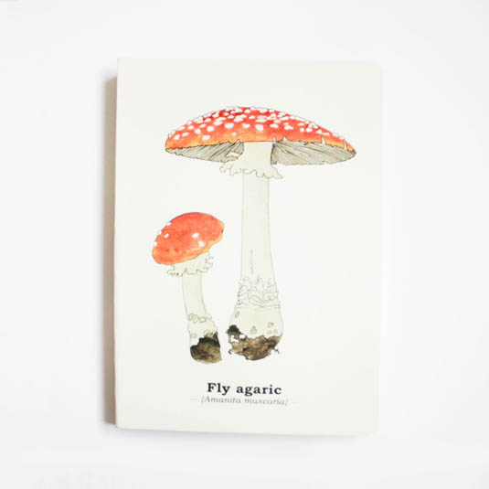 Fly Agaric Notebook
