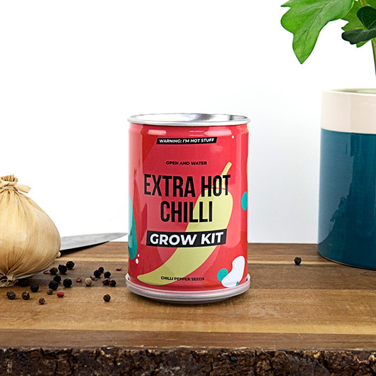 Grow Tin - Extra Hot Chilli