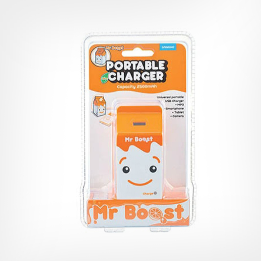 Portable Charger - Mr Boost