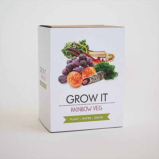 Grow It - Rainbow Veg