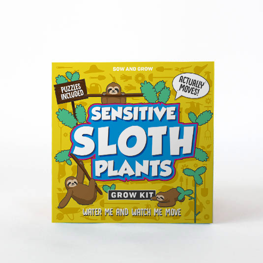 Sow and Grow Sensitive Sloth