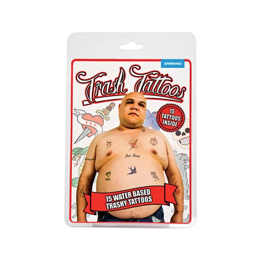 Trash Tattoos - For Him