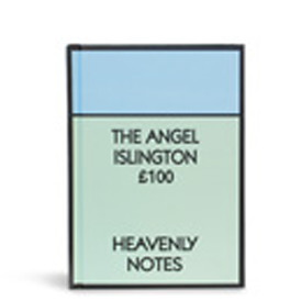 Monopoly Hardback Notebook - The Angel Islington