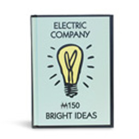 Monopoly Hardback Notebook - Bright Ideas