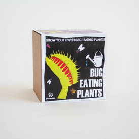 Bug-Eating Plants