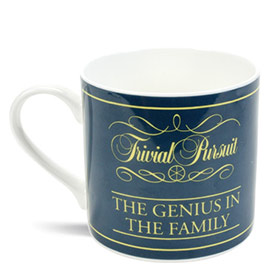 Trivial Pursuit Dad Bone China Mug