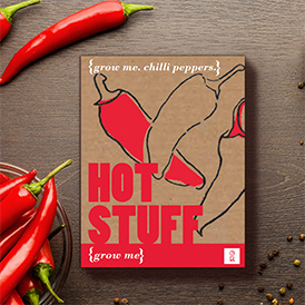 Grow Me: Hot Stuff