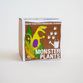 Grow monster plants!
