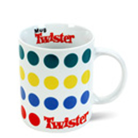 Twister Porcelain Mug