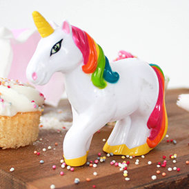 Sprinkles the Unicorn Shaker