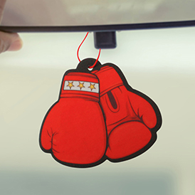 Boxing Glove Air Freshener
