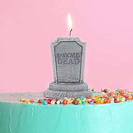 Basically Dead Candle