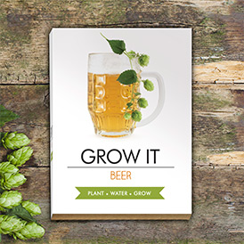 Grow your beer hops!