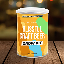 Grow Tin - Blissful Craft