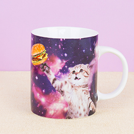 Cat In Space