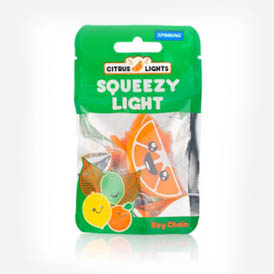 Citrus Lights - Orange