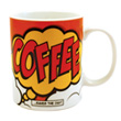 Comic Book Coffee Mug
