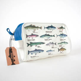 Fish Wash Bag