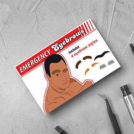 Emergency - Eyebrows