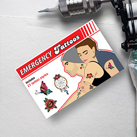 Emergency - Tattoos