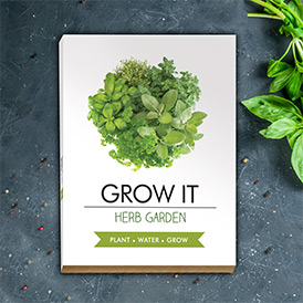 Your own herb garden