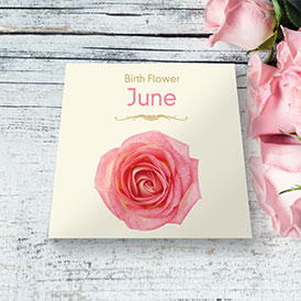 Birth Flowers - June