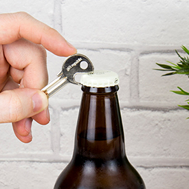 Key blank bottle opener 2018