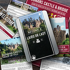 Become a Laird or Lady